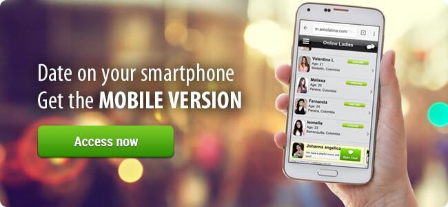 AmoLatina Mobile App