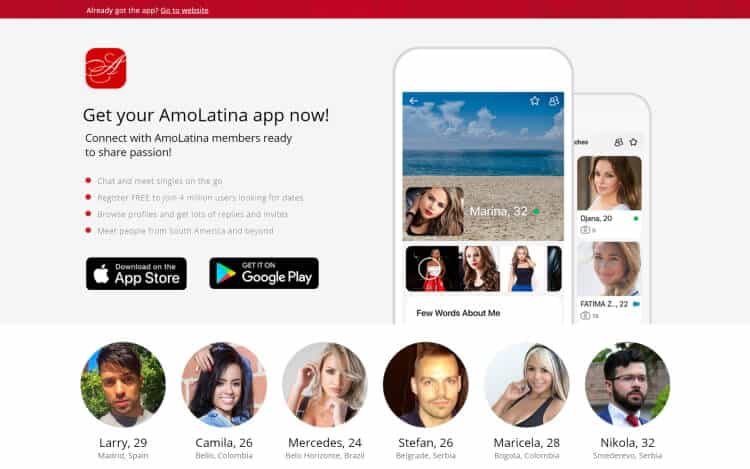 What is the Best Latin Dating App